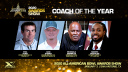 The All-American Bowl Selection Committee announced the finalists for the prestigious Coach of the Year Award. The All-American Bowl Coach of the Year honors the nation's top high school coach for exceptional coaching abilities and leadership skills and acknowledges his role as a positive influence on young Americans on and off the field.
