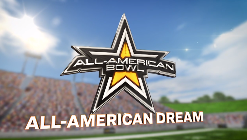 The All-American Dream, a special which shares the story of how a high school all-star game has become the most watched high school sporting event for 20 consecutive years, will premiere on NBC this Saturday, Dec. 28 at 5 p.m. ET.