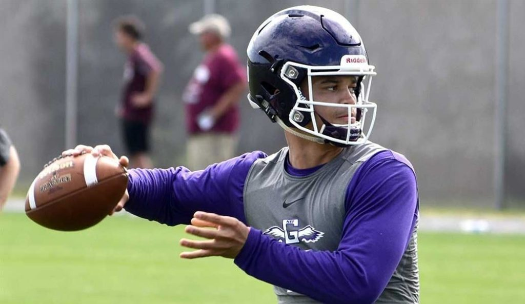 Caleb Williams (Washington, DC/ Gonzaga), the No.1 dual-threat quarterback in the nation and consensus five-star prospect, has officially committed to the 2021 All-American Bowl.