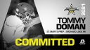 Tommy Doman (Orchard Lake, MI/ St. Mary Prep), one of the top punters in the nation, has officially committed to the 2021 All-American Bowl