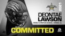 Deontae Lawson (Mobile, AL/Mobile Christian School), four-star recruit and Alabama commit, has officially committed to the 2021 All-American Bowl.