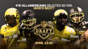 Over the 20-year history of the All-American Bowl, a total of 410 All-Americans have been selected during the annual NFL Draft and that number is projected to grow this week.