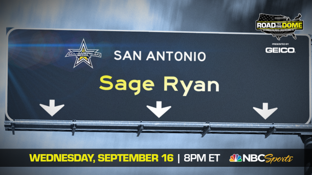 Sage Ryan (Lafayette, Louisiana/Lafayette Christian Academy), the No.1 safety in the nation, will be officially honored tomorrow as a 2021 All-American during a virtual jersey presentation as part of the first episode of the Road to the Dome digital series.
