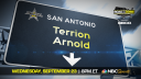 Terrion Arnold (Tallahassee, Florida/John Paul II Catholic H.S.), the No.2 safety in the nation, will be officially honored tomorrow as a 2021 All-American during a virtual jersey presentation as part of the second episode of the Road to the Dome digital series.