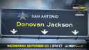 Offensive Lineman Donovan Jackson (Bellaire, Texas/Episcopal High School), the Ohio State University commit, will be officially honored tomorrow as a 2021 All-American during a virtual jersey presentation as part of the second episode of the Road to the Dome digital series.