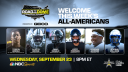 The 2021 All-American Bowl will continue theRoad to the Dometour on Wednesday, September 23 at 8 p.m. ET on the NBC Sports YouTube channel, honoring six All-Americans in the second installment of a 15-episode weekly digital series.
