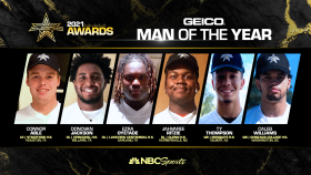 The All-American Bowl Selection Committee today announced the finalists for the prestigious All-American Bowl GEICO Man of the Year Award.