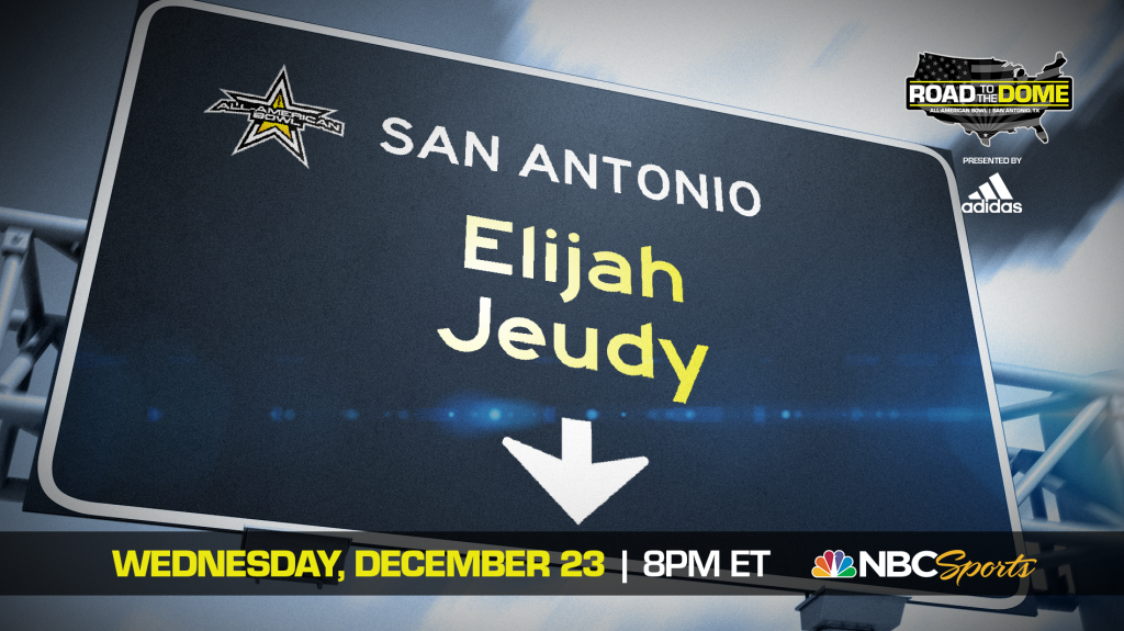 Elijah Jeudy (Philadelphia, Pennsylvania/ Northeast H.S.), the four-star prospect, will be officially honored tomorrow as a 2021 All-American.