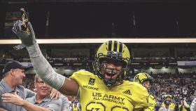 The 2021 NFL Draft came to an end on Saturday afternoon. 46 former All-American Bowl participants were selected over the course of the seven rounds.