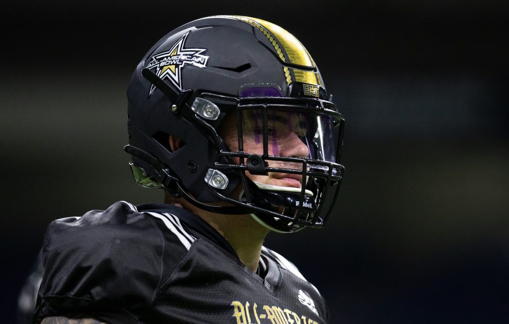Nine former All-American Bowl athletes were named to Outland Trophy the watch list.