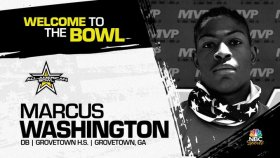 Marcus Washingon (Grovetown, GA/ Grovetown High School), four-star defensive back has officially committed to the 2023 All-American Bowl.