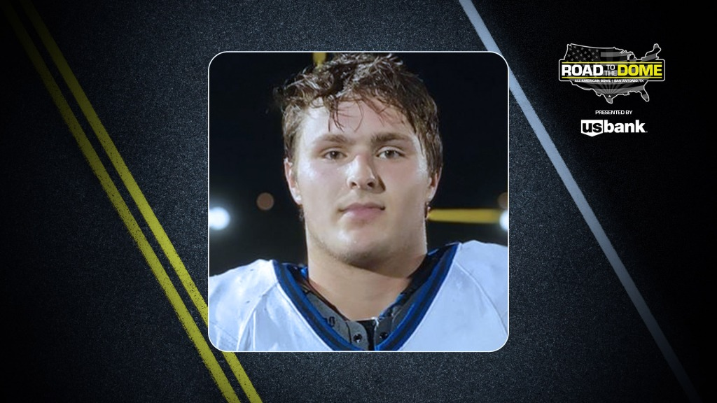 Offensive lineman Billy Schrauth (Fond Du Lac, Wisconsin/St. Mary's Springs Academy), the four-star prospect, will be officially honored tomorrow as a 2022 All-American.