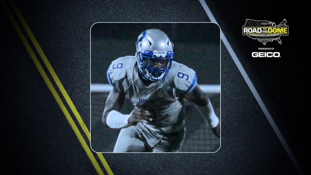 Defensive lineman Nyjalik Kelly (Fort Lauderdale, Florida/Dillard H.S.), the four-star prospect, will be officially honored tomorrow as a 2022 All-American.