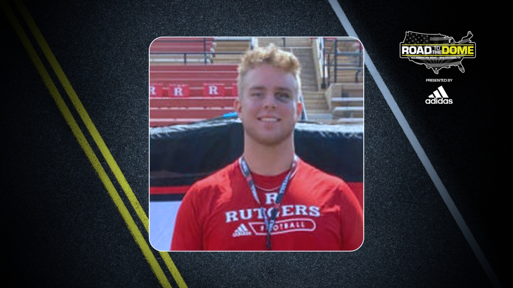 Jacob Allen (Princeton, New Jersey/ The Hun School of Princeton), the Rutgers University commit, will be officially honored tomorrow as a 2022 All-American.