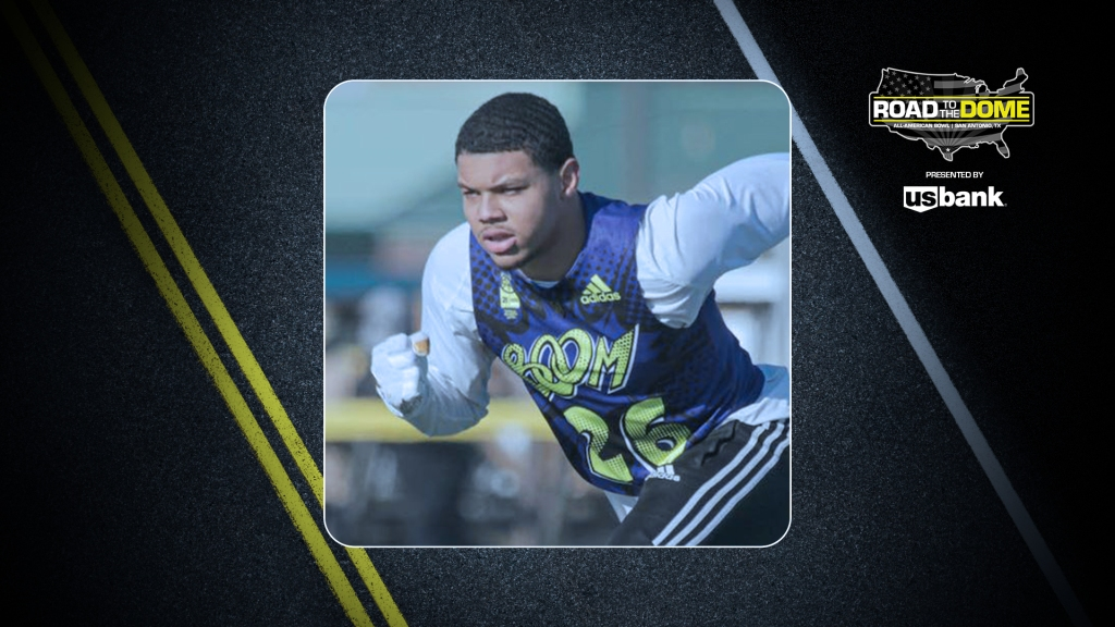 Kaleb Brown (Chicago, Illinois/St. Rita of Cascia H.S.), the Ohio State University commit, will be officially honored tomorrow as a 2022 All-American.