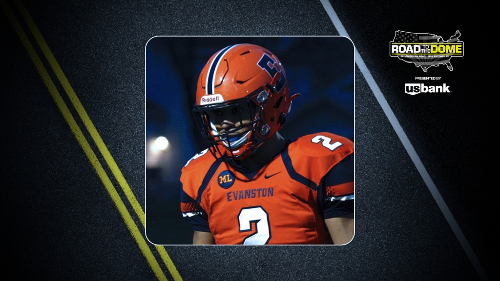 Linebacker Sebastian Cheeks, the University of North Carolina commit, will be officially honored tomorrow as a 2022 All-American.
