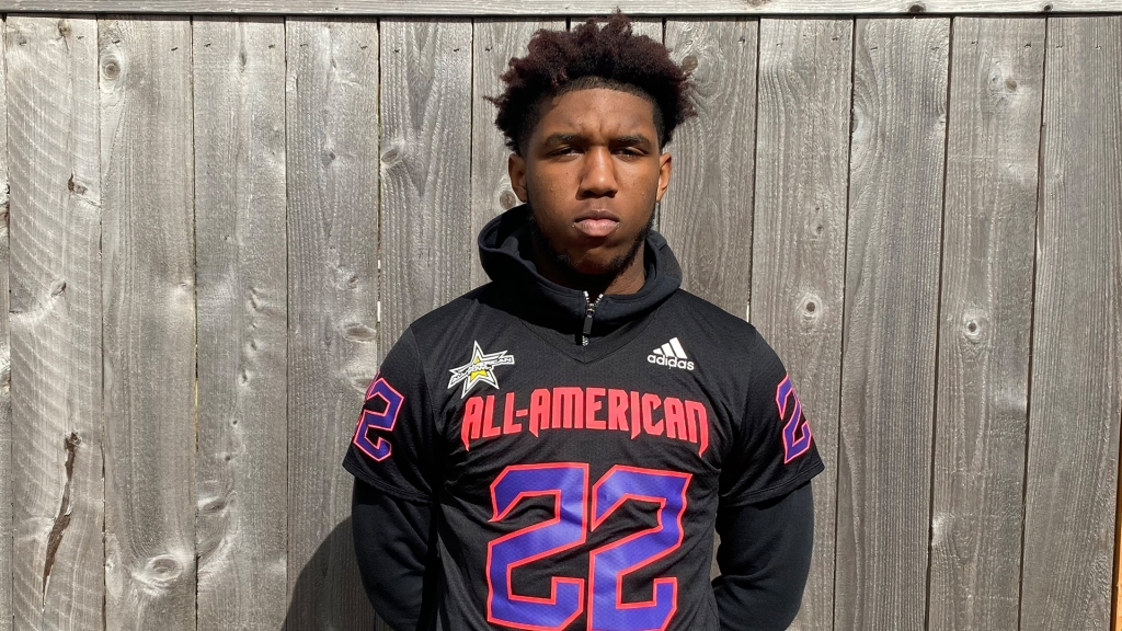 Defensive back Trejon Williams (Portland, Oregon/ Jefferson H.S.), the University of Oregon commit, was officially honored as a 2022 All-American.