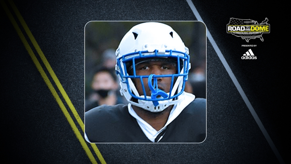 Trejon Williams (Portland, Oregon/ Jefferson H.S.), the University of Oregon commit, will be officially honored tomorrow as a 2022 All-American.